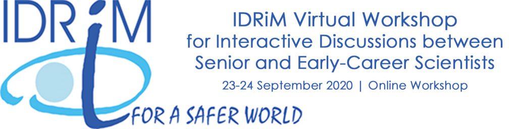 IDRiM Virtual Workshop Banner